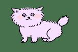社内の意見が整わない為、それを白けた眼で見つめる猫のイラストです。そんな時にはコンサルを活用してみましょう。